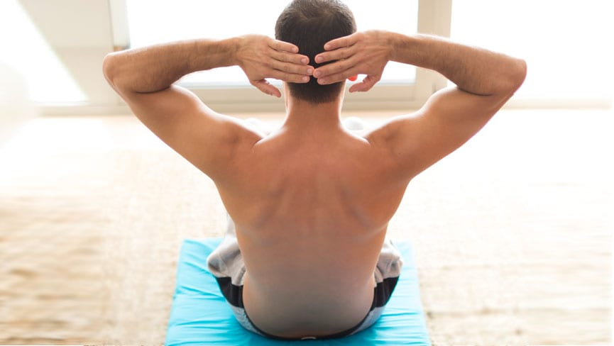 Key exercises to a healthy Back